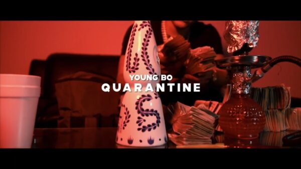 "Watch: @YoungBo101 in ""Quarantine"""
