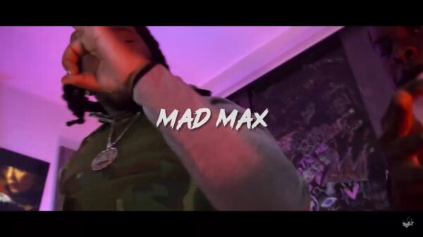 "Watch: @GGAAWWDDIIEE Is Gonna Call ""Mad Max"" (Shot. Wolf Street Films"""
