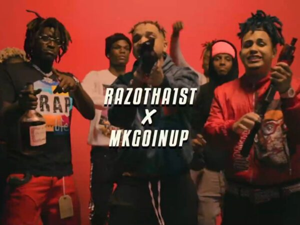 """Watch:  @mkgoinup  +  @RazoTha1st Release """"Bussin Bussin Bussin"""" Visual"""