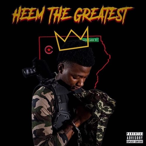 "Stream: @lilheem2127's Self Titled Project ""HeemTheGreatest"""