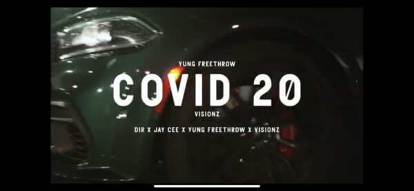 "Watch: @scooterswayze in ""Covid-20/Wine Tea"" (Feat. Visionz)"