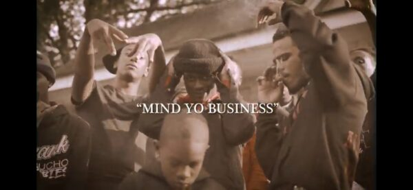 "Watch: @LilCrankMucho Says ""Mind Yo Business"""