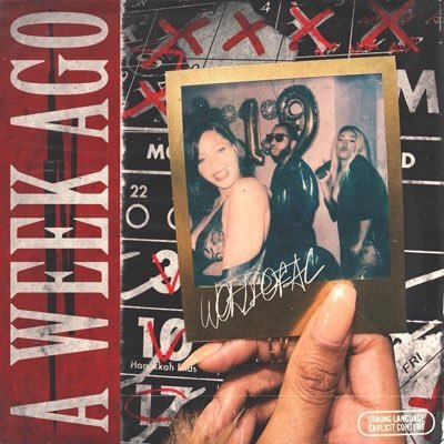 "Stream: @WorldOfAC in ""A Week Ago"""